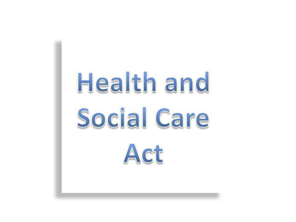 social care health