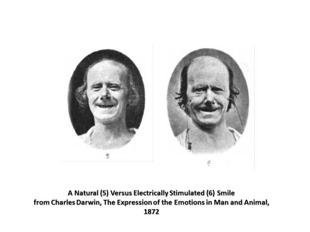 NaturalVElectricalSmileCharlesDarwin1872