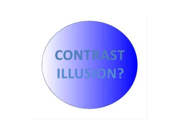 illusionblueonblue