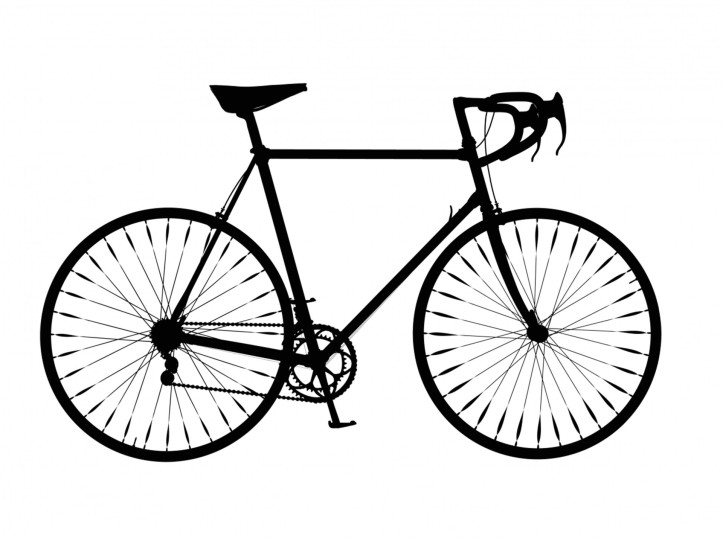 mountain-bicycle-silhouette